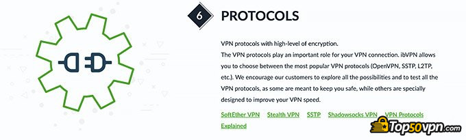 Invisible Browsing VPN: Protocolos de seguridad.